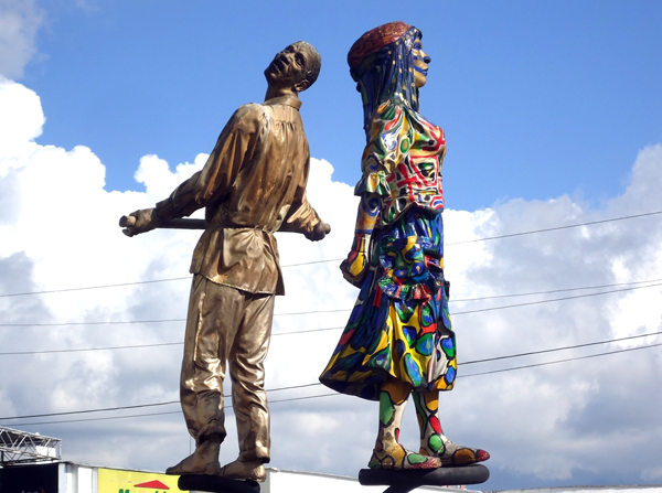 Whimsical, Wacky Public Art of Manizales, Colombia