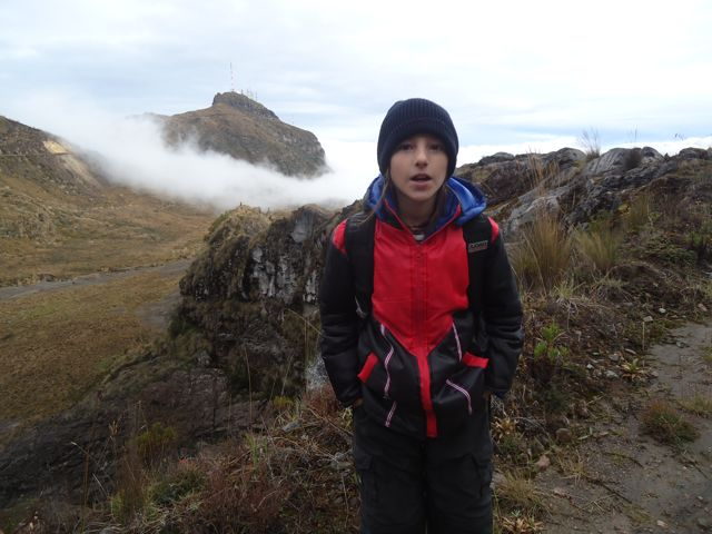 Hiking the Los Nevados in Colombia