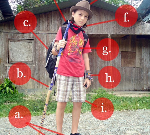 What Does A Child Traveler Look Like?