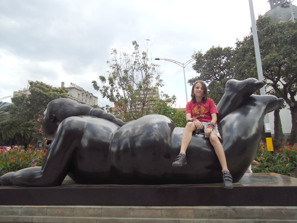 Big, big, bigger Botero