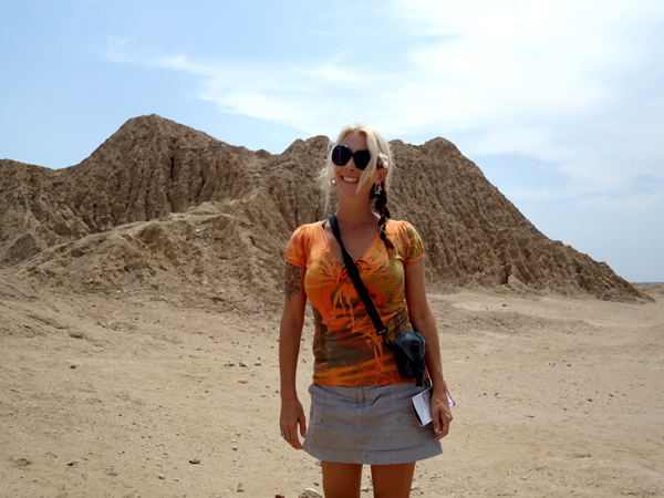 Tucume, the Largest Pyramid Complex in the World