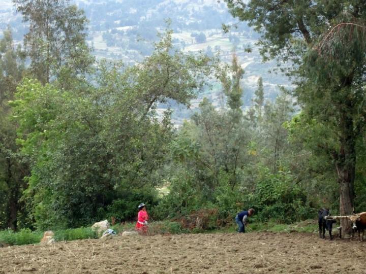 A Mountain Village Countryside  – A Photo Essay