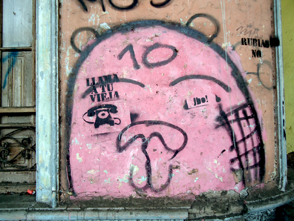 Street Art in Lima – Part 1