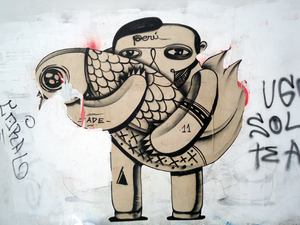Street Art in Lima – Part 2