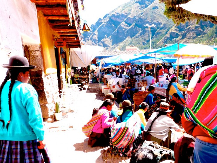 Visiting the Market at Pisac – A Photo Essay