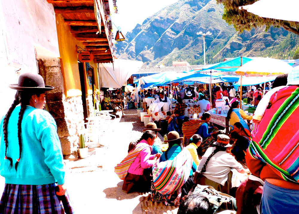 ing the market at pisac a photo essay raising miro on the  pisac market
