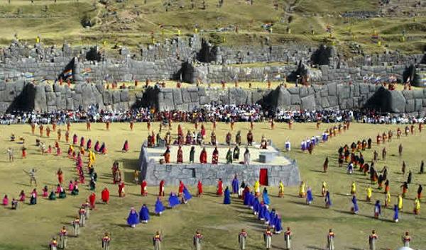Festival of the Sun -Inti Raymi