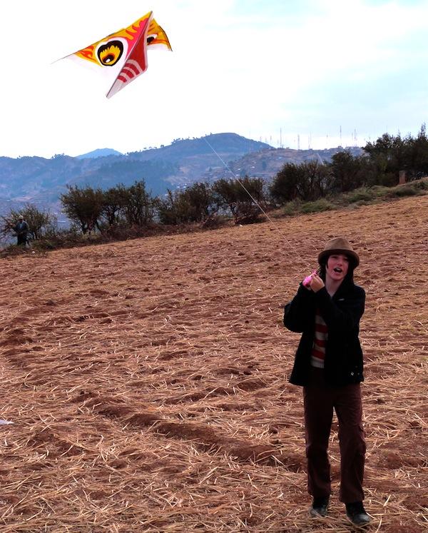 Day of the Dead Kite Festival Guatemala