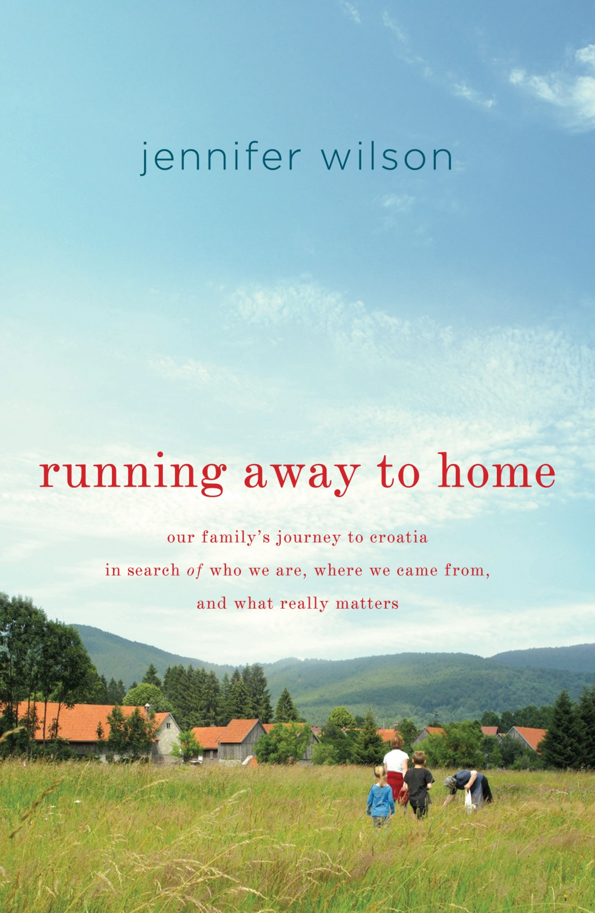 Families on the Move Meet the Family Behind the Book Running