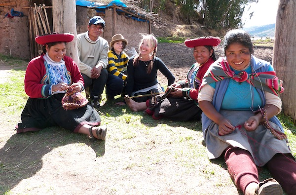 Chinchero:  Weaving gratitude in the Sacred Valley [VIDEO]