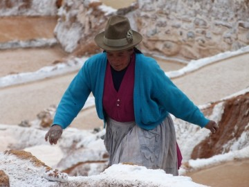 Visiting the Salinas Salt Ponds [VIDEO]