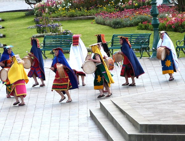 Essay about peruvian culture and tradition
