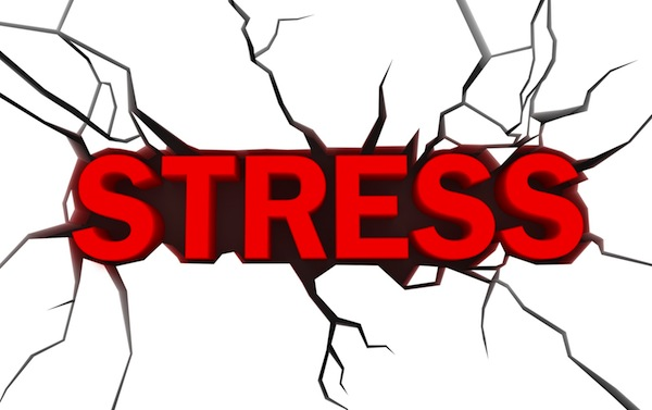 And so the not-so-pretty truth about what I'm feeling: STRESS SUCKS