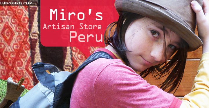 Miro's Store is launched! Check it out!