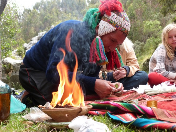 The Despacho Ceremony – A Blessing for Mother Earth