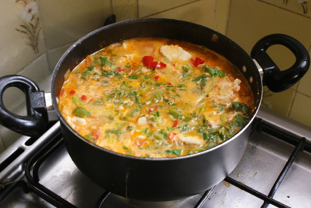 Foodie alert classic ecuador dishes to die for we blog for Southern fish stew recipe