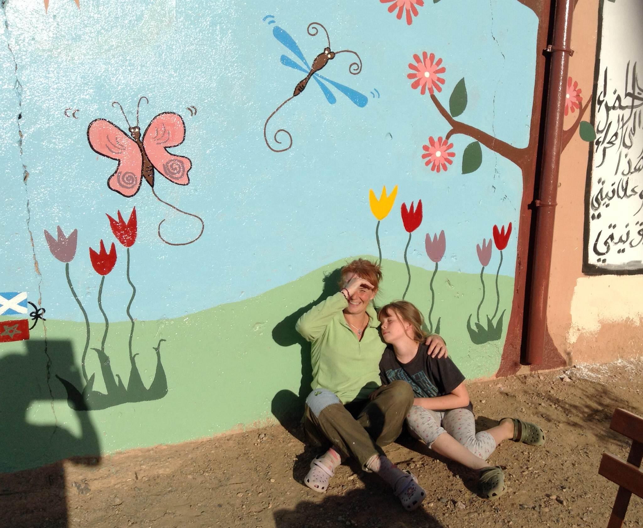 Khamlia school, Erg Chebbi, a Morocco