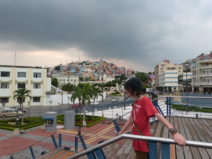 Guayaquil: The Ecuadorian Heart
