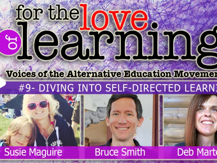 For the Love of Learning – Diving into Self Directed Learning – Epi#9