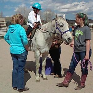 Julie 6.2015 Horseriding