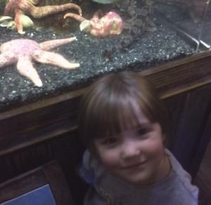 Julie 7.2014 Denver Aquarium 2