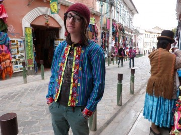 La Paz, Time & Bolivars