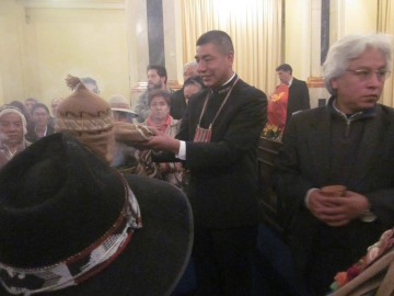 Indigenous Freedom and Rights- in Bolivia