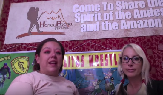 Learning about Bolivia with Hanaqpacha Travel [VIDEO]