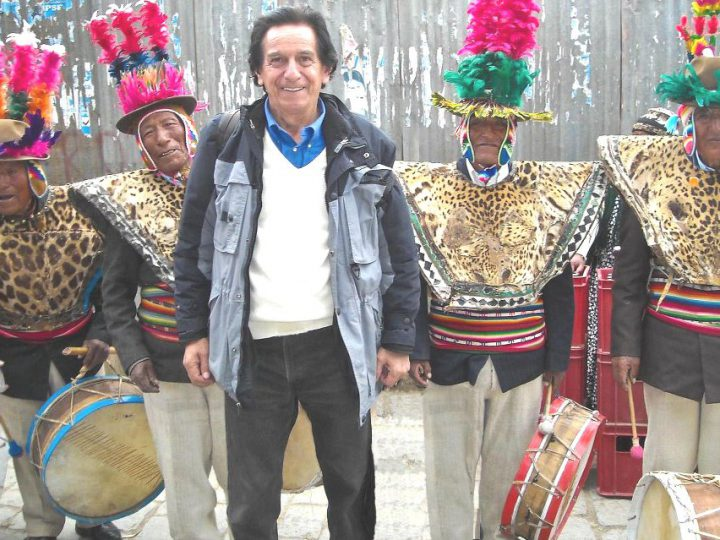 Lainie interviews Bolivian Author G. Antonio Portugal Alvizuri about the Mystical Side of Bolivia [VIDEO]