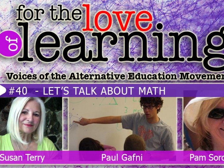 For the Love of Learning – Math Education – Epi#40