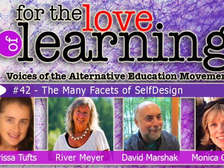 For the Love of Learning – The Many Facets of SelfDesign – Epi#42