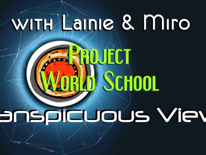 Lainie & Miro Speak About Modern Education