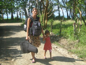A Single Mom And Child Packing List For An Extended Trip