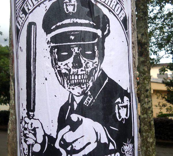 Street Art in Popayán
