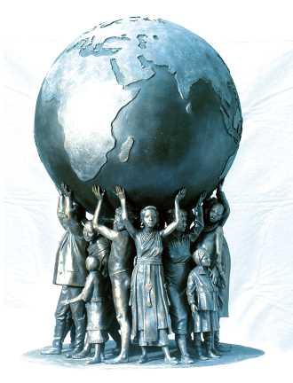 A Borderless World – I am a Global Citizen