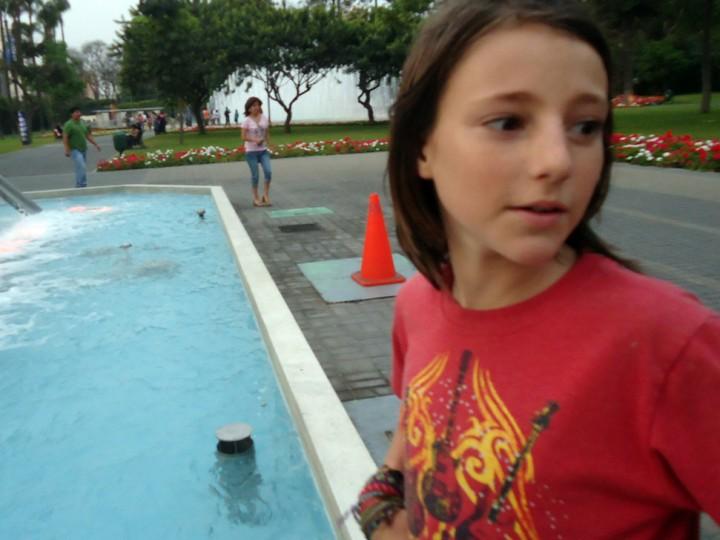 Magic Water in Lima
