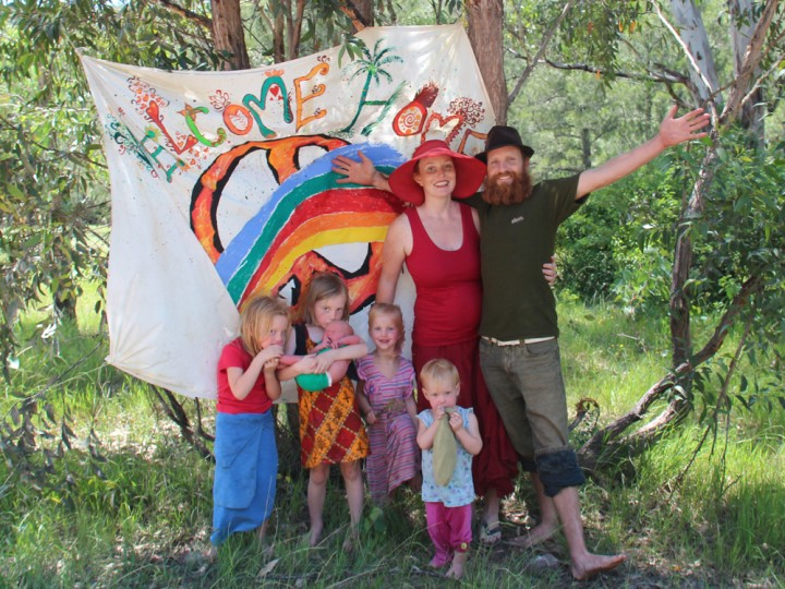 Families on the Move – Meet the Sparkling Adventures