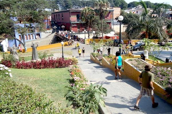 History & Art in Baranco