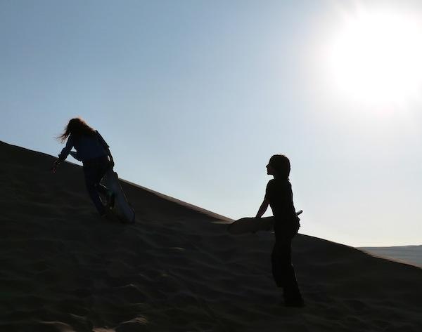 Sand Dune-Buggy Surfing Safari! [VIDEO]
