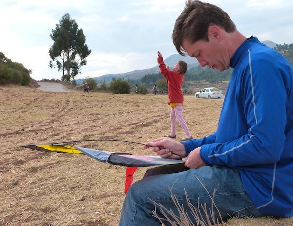 Flying Kites at Sacsayhuamán [PHOTO ESSAY]