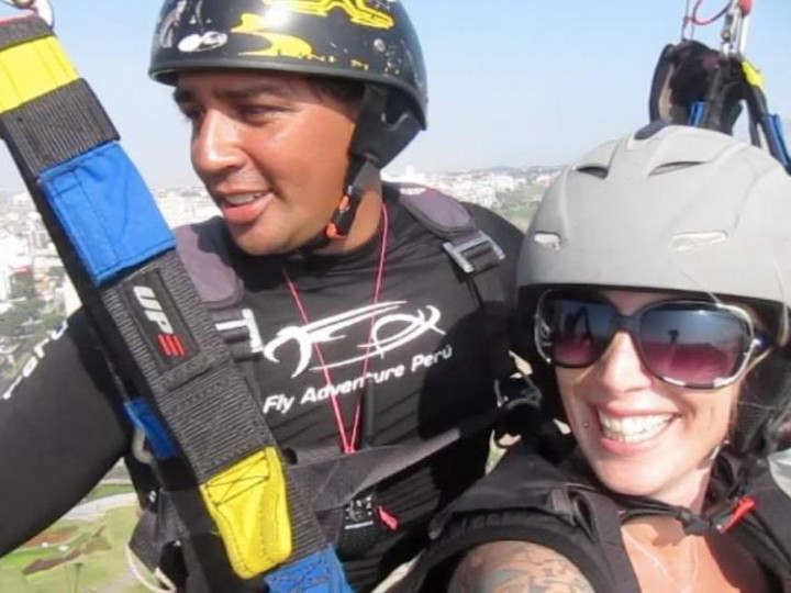 Parasailing: The Ultimate High! [VIDEO]