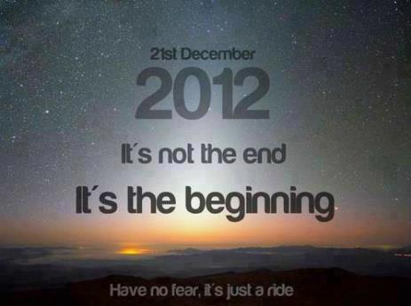 Consciousness Unfolding – December 21st, 2012