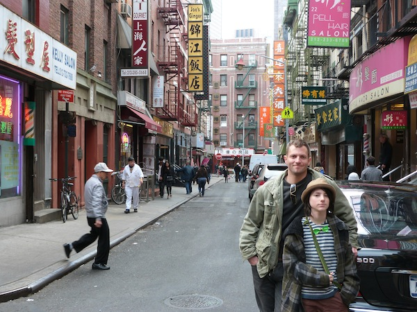 New York – A Day in Pictures [PHOTO ESSAY]