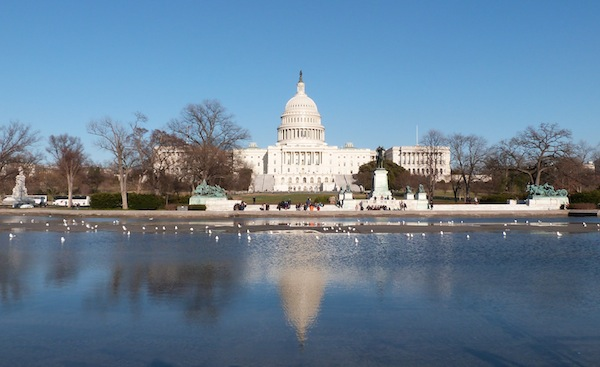 Reentry observations- Washington DC