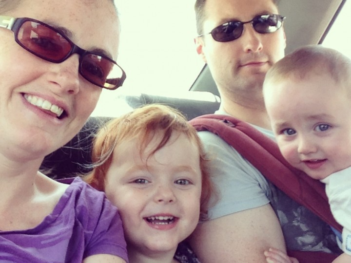 Families on the Move – Meet the Family Behind Where'sSharon.com