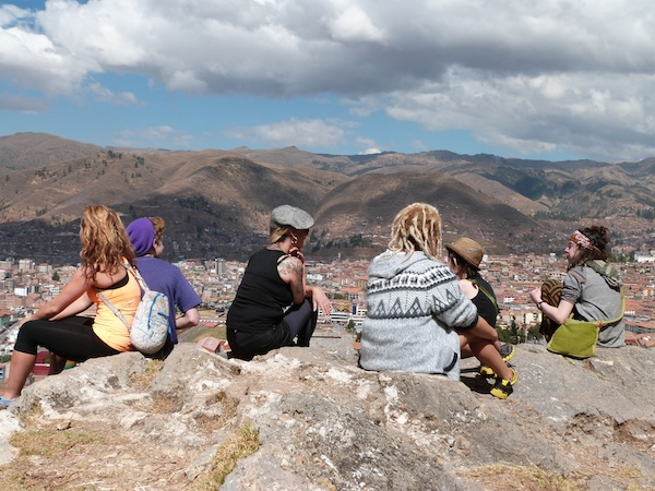 Unschooling Teens in Peru – Week Two (and a half)