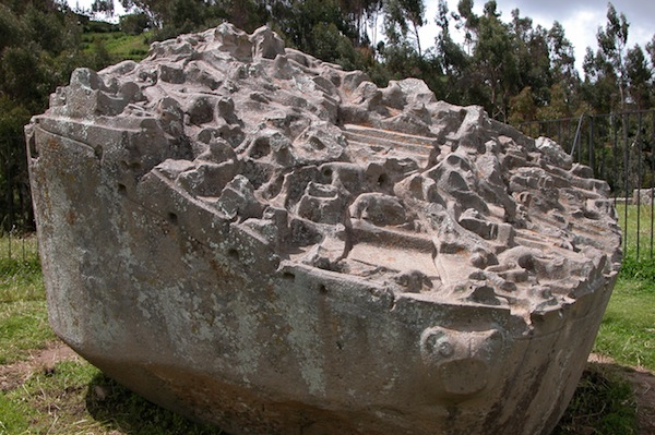 The Mystery of Sayhuite