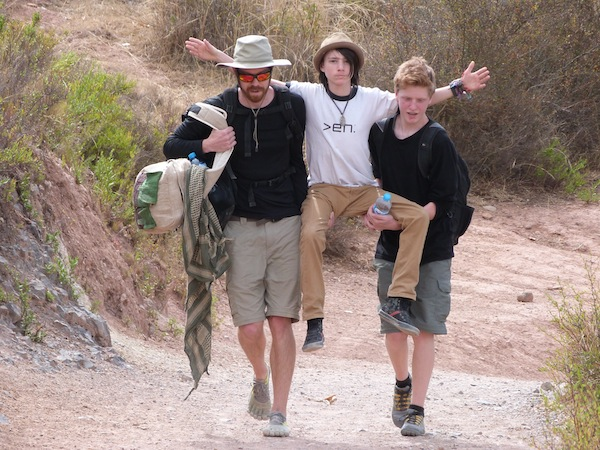Unschooling Teens in Peru – Week Three