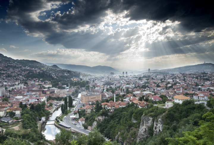 4 Must-See Places in Bosnia & Herzegovina