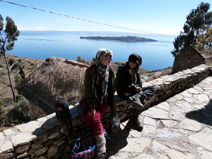 The town time forgot, Sampaya, Bolivia at Lake Titicaca